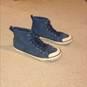 Other - Kids Polo Ralph Lauren shoes